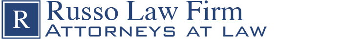 Russo Law Firm. Attorneys at Law Logo