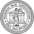 Federal Bar Association Seal